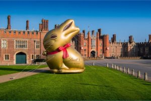 Hampton Court Palace Easter Bunny