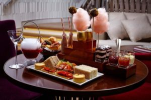 Willy Wonka Afternoon Tea at one Aldwych
